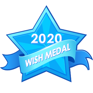 2020 Wish Medal