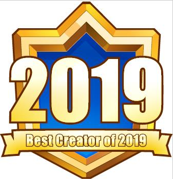 Best Creator of 2019